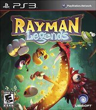NEW Rayman Legends  (Playstation 3, 2013) NTSC PS3