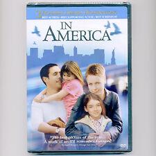 In America 2002 PG-13 movie, new DVD, Irish immigrant family, Samantha Morton
