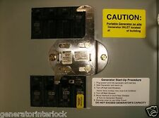 FAC-GE200Z General Electric GE Generator interlock kit 150 or 200 Amp listed