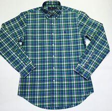 Ralph Lauren Multi Check Shirt Big And Tall 4XLT