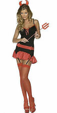 Smiffys Complete Outfit Devil Costumes for Women
