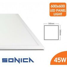 45W Ceiling Suspended Recessed LED Panel White Light Office Lighting 600 X 600
