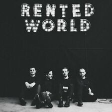 The Menzingers - Rented World [New CD] UK - Import