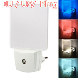 2 Led Motion Sensor Closet Wireless Night Light Cabinet Wardrobe Kitchen Lamp