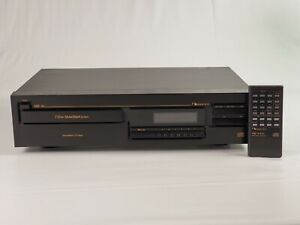 Nakamichi MB-4 7 Disc MusicBank  CD Player Clean Audiophile CD Player With remot