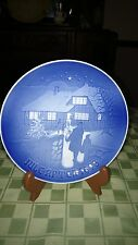 B&G Royal Copenhagen - Denmark Country Christma Limited Edition collector plate
