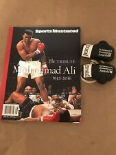 2-for-1 Sports Illustrated Magazine: Muhammad Ali (1942-2016) The Tribute Issue.
