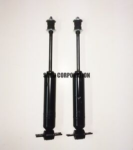 """1957-1962 Studebaker Monroe Gas Shock Absorbers Front ext. 14.87"""" Comp. 9.375"""""""