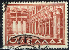 Greece Arts Architecture Famous St.Demetrius Church at Salonika 1935 #382