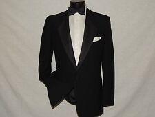 Giorgio Armani Classic 1 Button men's formal TUXEDO suit jacket pant 36 S