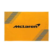 More details for fanatics mclaren motor racing souvenir gift flag 90 x 120
