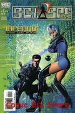 SCI-SPY #2 (2002) VERTIGO DC COMICS