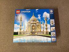LEGO 10256 Taj Mahal RARE