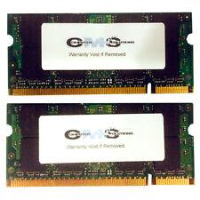 4GB 2x2GB Memory RAM 4 Dell Latitude D520 D531N D630C D830N E6400 E6500 XFR (A37