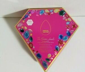Beauty Blender The Crown Jewels Blender Bundle New In Box 4 Sponges 4 Cleansers