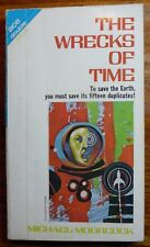 Michael Moorcock & Emil Petaja Wrecks of Time/Tramontane 2 in 1 Ace PB 1967