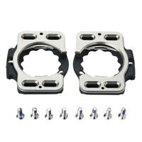 For Speedplay Zero/Pave/Ultra Light Action  Bicycle Bike Pedal Cleats Durable