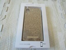 MICHAEL KORS IPHONE X HARD STUDDED CASE NWT