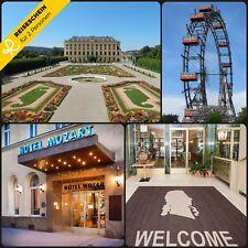 3 Tage 2P 3★ Hotel Wien Zentrum Kurzurlaub Hotelgutschein Städtereisen Gutschein