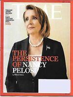 TIME MAGAZINE SEPTEMBER 17 2018- THE PERSISTENCE OF NANCY PELOSI-