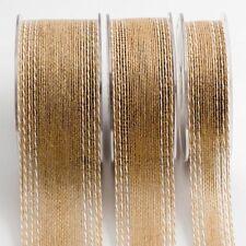 Scrapbooking Ribbon Spool 6-10 Length (Mtrs/Yds)