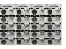 20 Pcs Energizer CR1620 Battery ECR1620 CR 1620 3V Lithium Batteries
