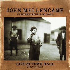 John Mellencamp - Performs Trouble No More Live At Town Hall (NEW CD)