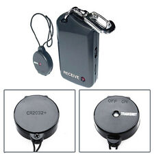 Electronic Keychain Pet Anti-Lost Theft Safety Security Wireless Reminder Alarm
