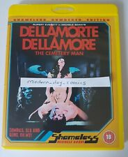 Dellamorte Dellamore - The Cemetary Man - Shameles Blu-ray - Only Watched Once