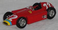 AUTO BRUMM 1:43 DIE CAST LANCIA - FERRARI D50 HP270 1955 ROSSO ART R76