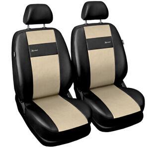 Kunstleder Auto Sitzbezüge Sitzbezug Schonbezüge für OPEL TIGRA A B