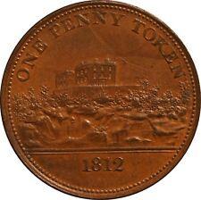 NOTTINGHAM. J.M. FELLOWS & CO. PENNY TOKEN 1812. W 941.