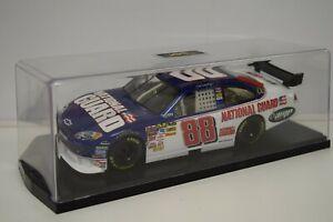 Dale Earnhardt Jr National Guard #88 1:24 Impala SS w/ Display Case