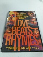 LOVE BEATS RHYMES DVD L12 DISC ONLY