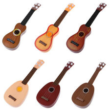 Spielzeug Kinder MUSIC Kindergitarren Musikinstrumente mit 4 Saiten