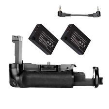 Battery Grip +2x LP-E17 F Canon EOS 800D/Rebel T7i/77D/Kiss X9i SLR Camera BG-1X
