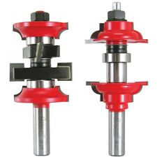 """Freud 1-7/8"""" Entry & Interior Door Router Bit System With 1/2"""" Shank (Wt 99-277)"""