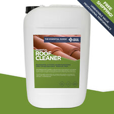 Essential POWERFUL Roof Cleaner 25L Non-Acid EASY Cleaning of SLATE & CLAY TILE