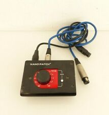SM PRO Nano Patch Volume Controller Lautstärkeregler