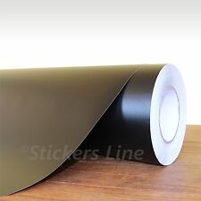Pellicola NERO OPACO cm 50x75 adesivo CAST matt black car wrapping auto moto