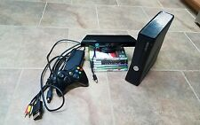 Microsoft XBOX 360 Bundle Kinect Sensor, Controller, 6 Games, 320GB UPGRADE!