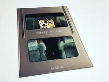 1994 Renault Espace Helios Limited Edition Brochure - French
