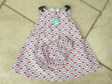 Okaidi-Obaibi  girls dress with matching bloomers, age 2, new with tags