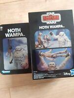 Star wars Black Series Hoth WAMPA the Empire Strikes Back 40th Anniversary.