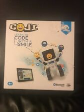 WowWee Coji Emoji Interactive Coding Robot Learn to Code With a Smile Brand New