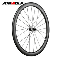 700C Carbon Fiber Road Bike Wheelset Racing Wheels Disc Center Lock DT350 Hub