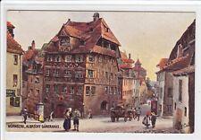 Bayern Ak NÜRNBERG, Albrecht Dürer Haus, TUCKs Postkarte, Carte Postale