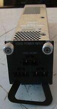 Voice Power Input -52VDC 3AMax