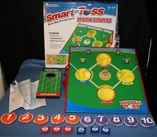 Learning Resources Smart Toss Bean Bag Tossing Math Game Sports Home School