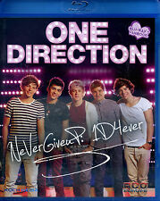 /4020628922412/ One Direction - Never Give Up 1d4ever Blu-ray Koch Media